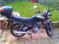 Motor Cycle Bike 125cc Skygo SG125-J Lifan Priced to Sell