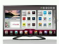 "LG 32 "" LED SMART HD TV FREEVIEW WIFI YOUTUBE MAGIC REMOTE ETC"