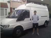 Hard Working And Reliable Man With A Van For Hire - Fair Prices & Friendly Removal & Courier Service