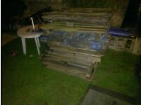 Wooden pallets free to collect S71