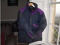 Ski Jacket, GORETEX - Goosedown filled, Women's size medium.
