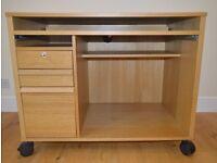Oak Desk - Excellent Condition