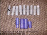 DYSON TOOLS AND ADAPTORS DC01, DC02, DC05, DC08, DC15 ETC