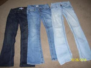 Aeropostale jeans skinny size 0 regular bootcut