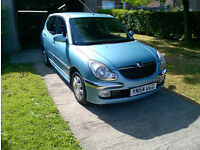 Sept 2004 (54Reg) Daihatsu Sirion 1.3 SL
