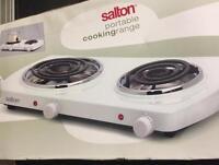 SALTON - cooking range