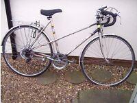 Vintage Raleigh Gold medal Racer/Road bike