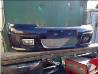 Vauxhall Astra SRi Turbo Prodrive front bumper
