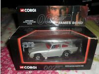 Corgi James Bond 007 Aston Martin DB5 04303.
