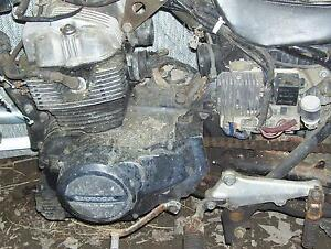 1982 Honda CB450T engine motor