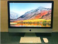 iMac (mid 2011) 27 inch 2Tb Hard Drive 16Gb memory