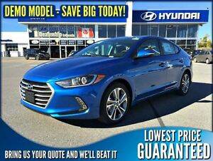 2017 Hyundai Elantra GLS Auto DEMO MODEL - SAVE BIG TODAY