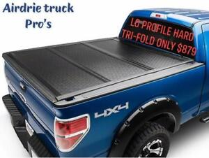AIRDRIE TRUCK PRO'S!! TONNEAU COVER!! HARD AND SOFT !! ON SALE NOW--$299 ONLY!!