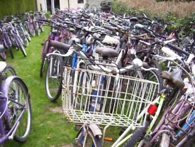 ADULTS/KIDS BIKES NEEDING WORK-ALL £10 EACH!!!-IDEAL EXPORT-SPARES/REPAIRS ETC.