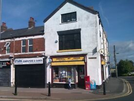 Ferryhill Off Licence. Freehold/ Leasehold. +SAV
