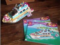 Lego Friends Boat Dolphin Cruiser