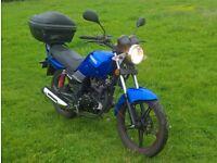 2017 Sinnis Max11 125cc