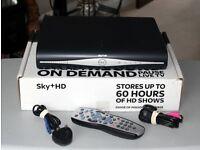 Sky+ HD Digibox w/ Built-In WiFi