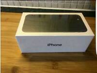 iPhone 7 Jet Black 128 GB Unlocked
