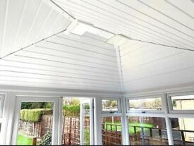 Roof conservatory insulation from £999