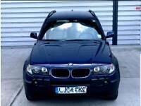 STUNNING BMW 2.0 DIESEL X3 SPORT 4X4 JEEP GREY LEATHER - X5 Q5 Q7 ML KUGA TIQUAN RANGE ROVER A4 320