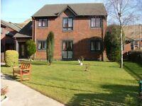 1 bedroom first floor retirement flat - Danymynydd Blaengarw, Bridgend