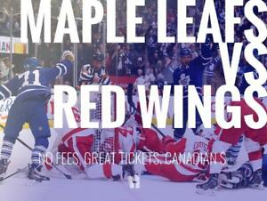 TIKTIKS | Leafs vs Red Wings Sept 28th @ Scotiabank Arena | Cheaper than Ticketmaster. CAD$. No Fees. Canadian Company!