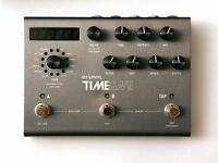 Strymon timeline delay pedal