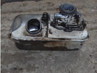 Briggs and Stratton 90000 series tank and carb - 15 or make an offer