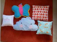 Nursery Cushions - kids room decoration