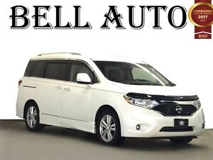 2012 Nissan Quest 3.5 LE DVD NAVIGATION LEATHER