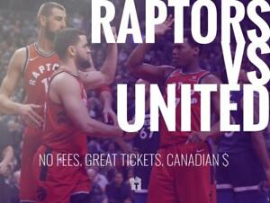 TIKTIKS | Raptors vs Melbourne United Oct 5th @ Scotiabank Arena | Cheaper than Ticketmaster. CAD$. No Fees