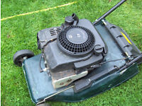 Briggs Stratton 190cc Quantum Engine w long out shaft from Hayter Jubilee 43