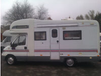 motorhome or campervan wanted asap , cash waiting for the right one.