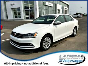 2015 Volkswagen Jetta 2.0 TDI Trendline+  Sunroof/backup camera