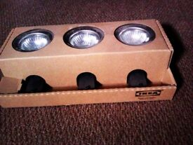 BRAND NEW STILL BOXED VERY VERSATILE THREE ORIGINAL LOVELY LED LIGHTS
