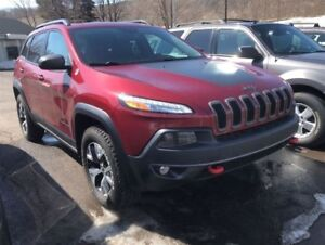 2016 Jeep Cherokee Trailhawk*CAMÉRA*MAGS*BLUETOOTH*