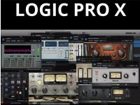 Music Production Lessons - Tuition - LOGIC PRO X - Recording - Mixing - Songwriting and more!