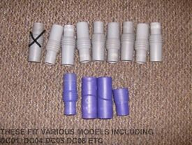 DYSON TOOLS AND ADAPTORS DC01, DC02, DC05, DC08, DC15 ETC