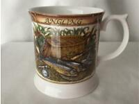 Queens Fine Bone China Angling
