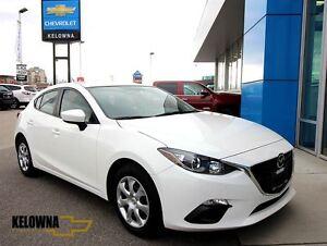 2016 Mazda MAZDA3 SPORT GX, Push Start, Bluetooth, Back Up Camer