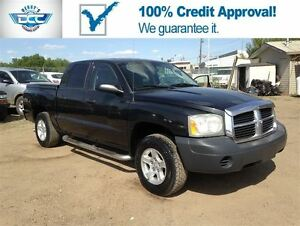 2007 Dodge Dakota ST 4.7L V8!! 4X4 Power Windows & Locks!!