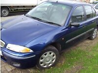 rover 211 spares or repair