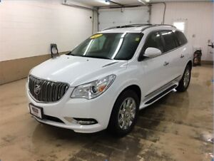2017 Buick Enclave AWD LEATHER **276.05* BY-WEEKLY << MAINTENANC