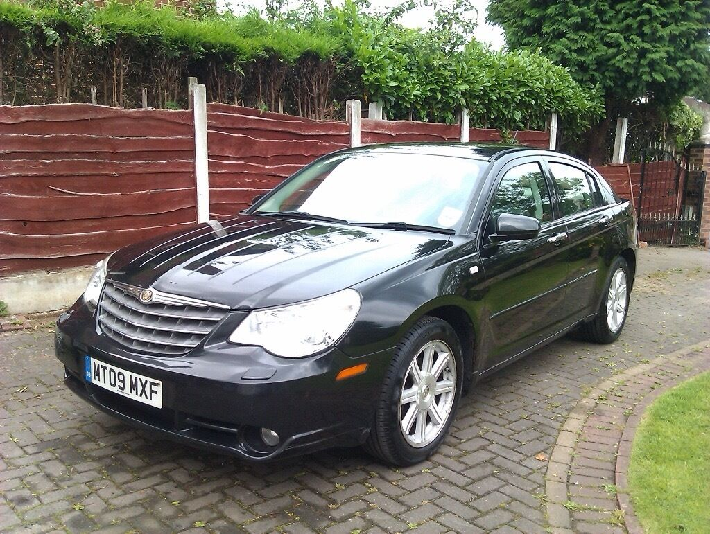 2009 Chrysler Sebring 2.0CRD Limited (VW powered diesel TDI engine and  gearbox)