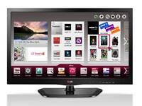 LG 29, SMART HD LED TV MINT !