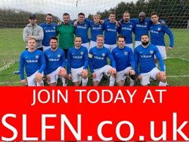URGENT! Football team looking for players. Find football. 11 aside football. JOIN LOCAL TEAM