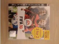 FIFA 10 PLAYSTATION 3. ONLY £2.00