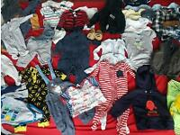 6-9 months baby boy bundle of clothes
