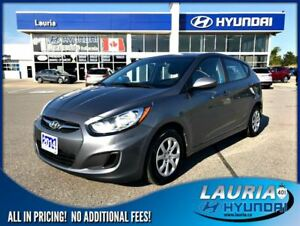 2014 Hyundai Accent GL Auto - Bluetooth / Heated seats